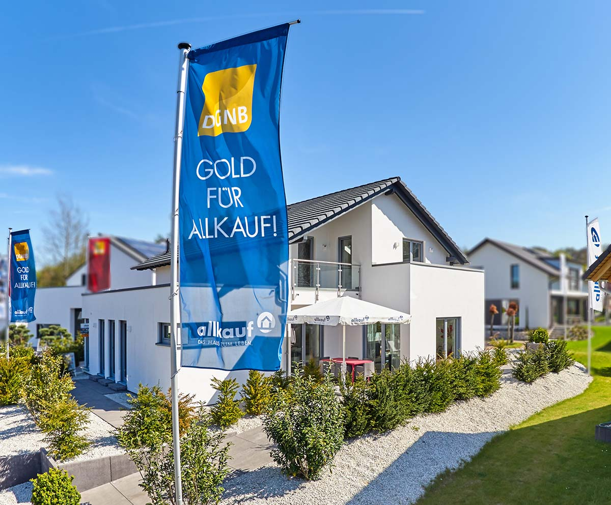 Musterhaus Bad Vilbel bei Frankfurt am Main | allkauf