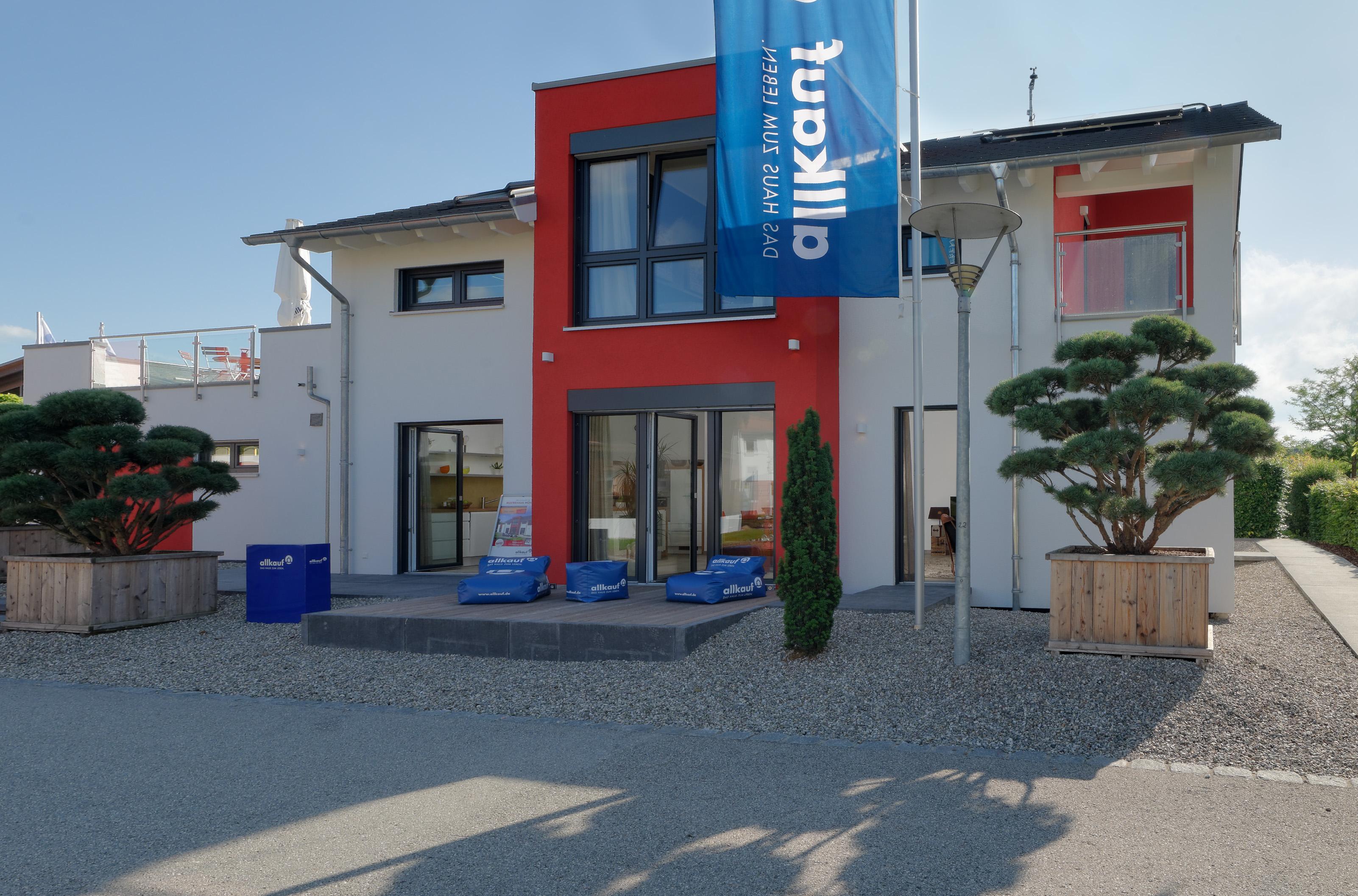 Musterhaus Poing Bei München Allkauf Haus